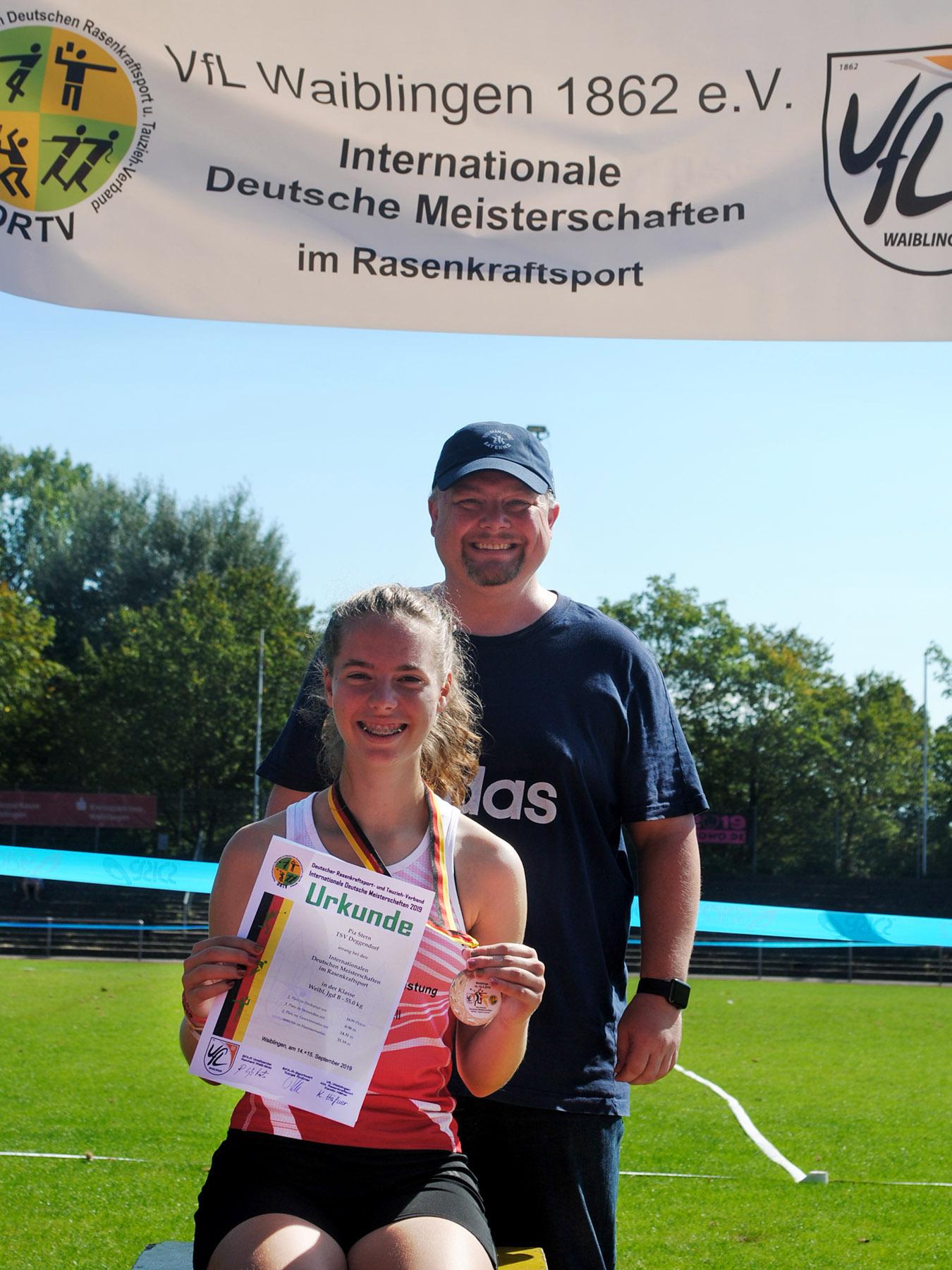einzigartiger Stil 2019 echt Billiger Preis Deutsche Nachwuchsmeisterschaft Rasenkraftsport